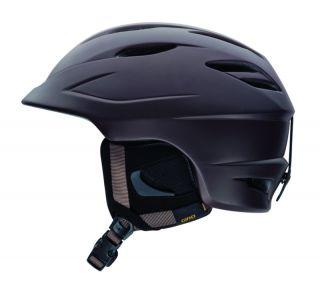 Giro Seam Matte Brown Urbanity Ski Snowboard Helmet Snow Adult