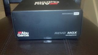 Abu Garcia Revo MGX New in Factory SEALED Box