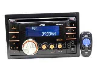 CD WMA  Player Built in HD Radio Front USB Aux 046838045608