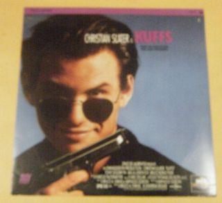 Laser Disc   Milla Jovovich Bruce Boxleitner Christain Slater 1992
