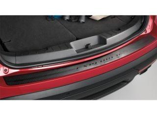 2013 Explorer Genuine Ford Parts Black Rear Bumper Protector