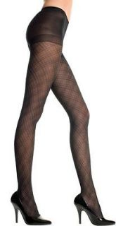Fun Cute Stylish Opaque And Sheer Argyle Pantyhose Stocking Tights MLH