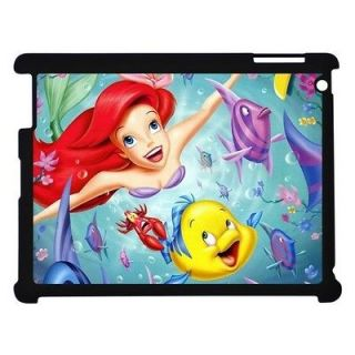 new little mermaid hard back case cover apple ipad2 from