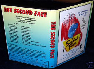The Second Face DVD Ella Raines Bruce Bennett