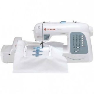 Singer XL 400 Futura Sewing Embroidery Machine