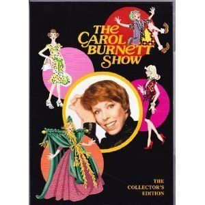 THE Carol Burnette Show DVD Collectors Edition Dinah Shore, Jackson 5