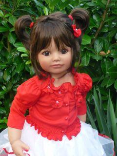 Masterpiece Doll Debbie Brunette 32 Tall Vinyl Pre Order 2012