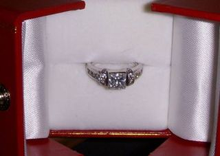 Round Diamond Semi Mount setting Jared white gold
