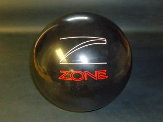 Brunswick Attack Zone R Black Bowling Ball 12 Lbs