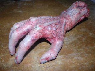EVIL DEAD 2 ASH HAND ORIGINAL MOVIE PROP ONE OF TWO EVER MADE
