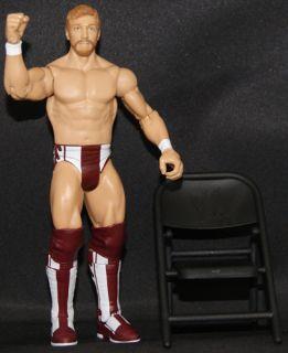 Sin Cara Daniel Bryan WWE Battle Packs 15 Mattel Toy Wrestling Figures