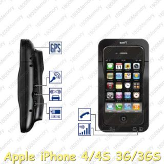 Bury Motion Bluetooth Hands Free Car Kit for iPhone 4 s 4S 3G 3GS