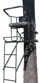 OLMan com B 02 Big Buddy Deluxe 16 Ladder Deer Hunting Tree Stand