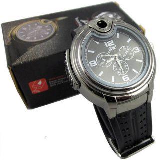 Watchs Cigarette Butane Lighter with Gift Box Watch Lighter