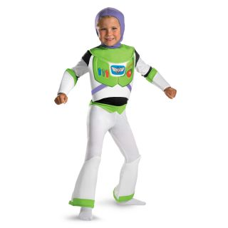 Toy Story 3 Buzz Lightyear Deluxe Child Costume 4 6X