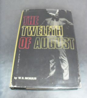 August The Life Story of Sheriff Buford Pusser w R Morris 1973