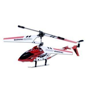 Syma S107 S107G R C Remote Control Helicopter Red RC