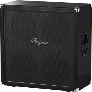 Bugera 412F BK Classic 200W 4x12 Guitar Speaker Cabinet