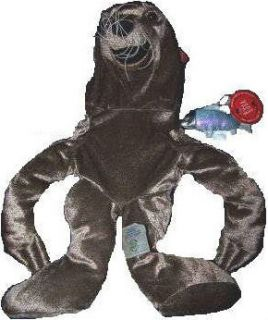New Build a Bear Workshop Zoo UNSTUFFED Sea Lion Seal & Fish Retired
