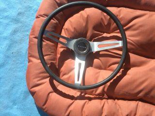 1968 1972 Buick Skylark GS OEM Steering Wheel COMPLETE orig GM 15