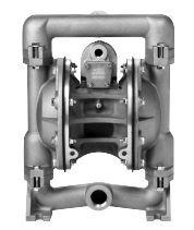 "Versa Matic 1"" Aluminum Buna Diaphragm Pump"