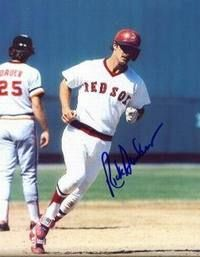 Rick Burleson Boston Red Sox 1975 Throwback Jersey XL