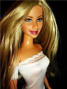 Gisele Bundchen ~ Celebrity barbie doll ooak model dakotas.song