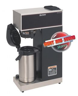 Bunn Commercial Air Pot Pour Over Coffee Maker 1 9 to 3 Liter VPR APS