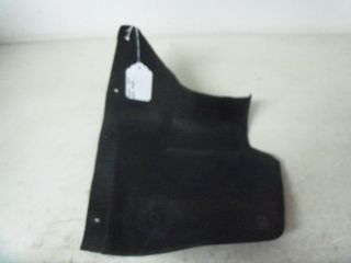 Right Rear Mud Flap 1999 Kawasaki Bayou KFL 300 Guard Mud Flap Plastic