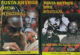 Busta Rhymes DMX Mystikal Rap Hip Hop Music Videos