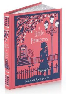 Frances Hodgson Burnet A Little Princess New Bonded Leather Hardcover