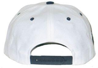 Butler Bulldogs Vintage White Super Star Snapback Adjustable Hat Cap