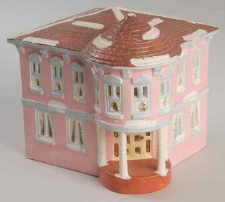 manufacturer department 56 pattern snow village piece summit house