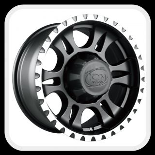 Ion Wheels Rims 20x9 Fits Chevy GMC Silverado 2500 2500HD Duramax