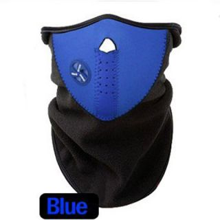 Cycling Bicycle Bike Neoprene Snowboard Ski Cycling Face Mask Neck