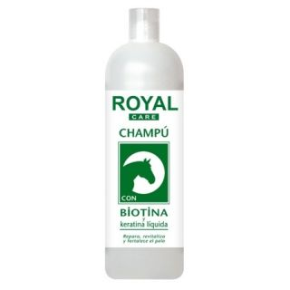 Royal Care Champu Caballo Con Biotina Y Keratina Liquida 1L