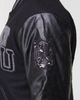 Wu Tang Limited RockSmith C R E A M Team Varsity Jacket Black The