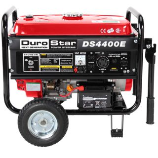 4400 Watt Quiet Portable Electric Start RV Gas Power Camping Generator