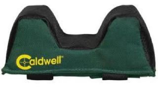 New Caldwell Front Rest Bag Medium Filled Green/Black 263234