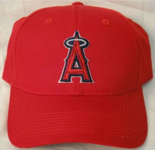 California Angels MLB Baseball Snapback Hat Cap