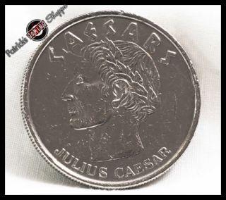 SLOT TOKEN COIN CAESARS CASINO 1981 ATLANTIC CITY NEW JERSEY