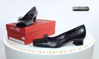 Scarpe Donna Cafe de Paris Capretto Nero GR 40 41 42
