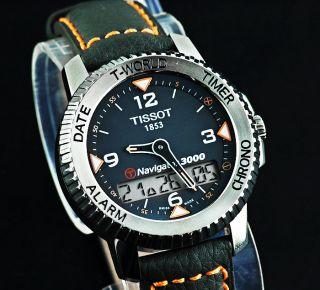 Tissot T Touch Navigator T96 1 478 32 50WR de Hombre