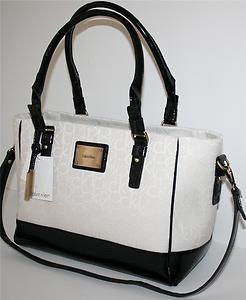 NEW Calvin Klein Tote Satchel Shoulder Bag Handbag, NWT