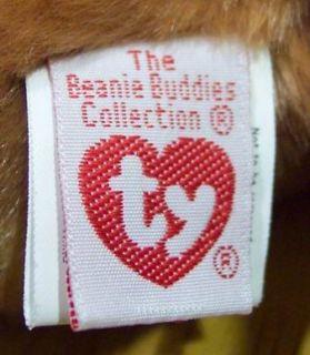 Ty Beanie Buddies Soft Calico Cat 12 Plush Stuffed Animal Toy