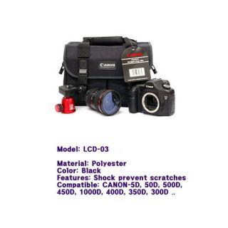 Canon Camera Bag LCB 03 SLR DSLR Camera Shoulder Bag No 7 for EOS 5D