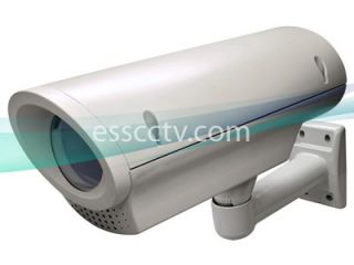 CCTV Security Camera Housing Mount Combo with 24V AC Heater Blower