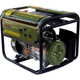 Watt Portable Propane Generator Camping Tools Farm Cabin New