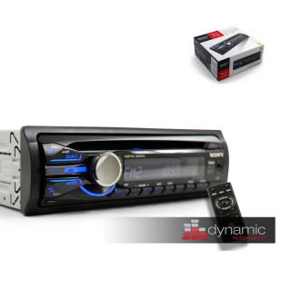 Sony CDX GT350MP Car Stereo CD MP3 Player Front Aux New