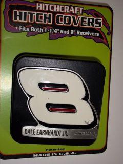 NASCAR 8 Dale E Jr Hitchcraft Hitch Cover Car Truck